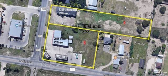 2905 W Mile 7 Road, Mission, TX 78574 (MLS #325177) :: Jinks Realty
