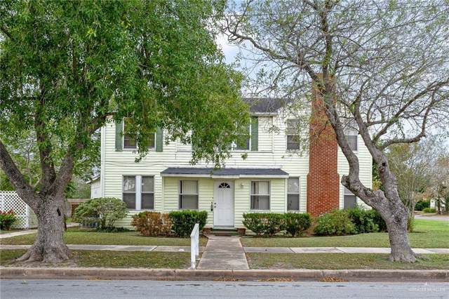 201 W Filmore Avenue, Harlingen, TX 78550 (MLS #325318) :: The Ryan & Brian Real Estate Team