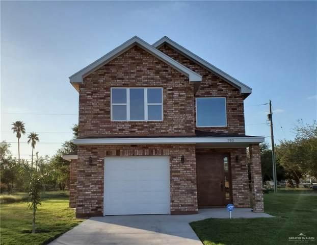 703 Aurora Drive, Alamo, TX 78516 (MLS #325449) :: The Maggie Harris Team