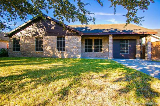 911 E Sandstone Drive, Mission, TX 78574 (MLS #325676) :: Jinks Realty
