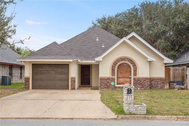 2416 N 28th Street, Mcallen, TX 78501 (MLS #326922) :: The Lucas Sanchez Real Estate Team