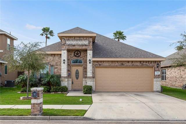3705 Oriole Drive, Mission, TX 78572 (MLS #327350) :: The Ryan & Brian Real Estate Team