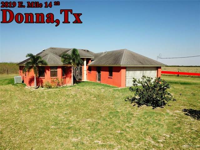 2819 E Mile 14 1/2 N, Donna, TX 78537 (MLS #328497) :: The Ryan & Brian Real Estate Team