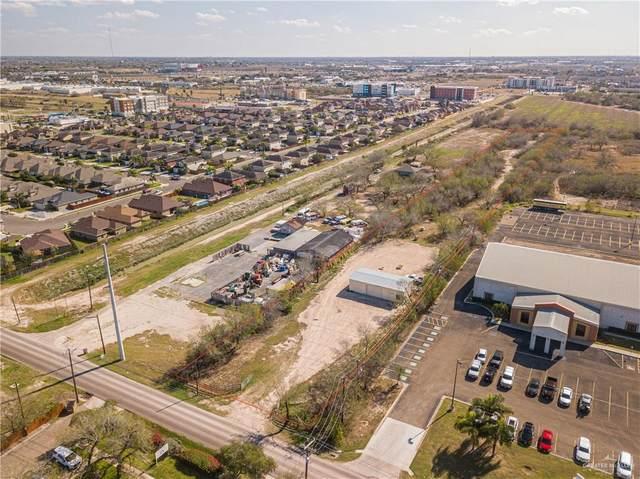 408 W Wisconsin Road, Edinburg, TX 78539 (MLS #328698) :: The Ryan & Brian Real Estate Team