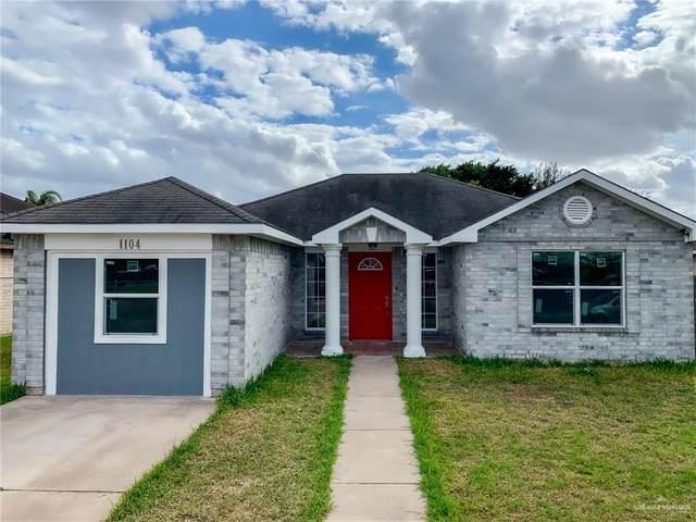 1104 E San Pedro Street, Pharr, TX 78577 (MLS #328716) :: The Ryan & Brian Real Estate Team