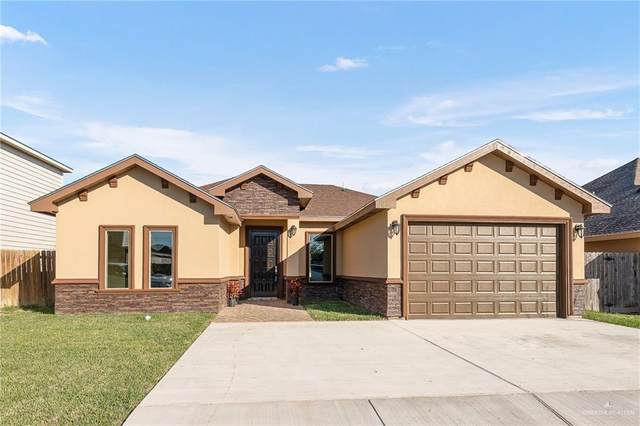 4105 S Las Nubes Street, Pharr, TX 78577 (MLS #328993) :: The Maggie Harris Team