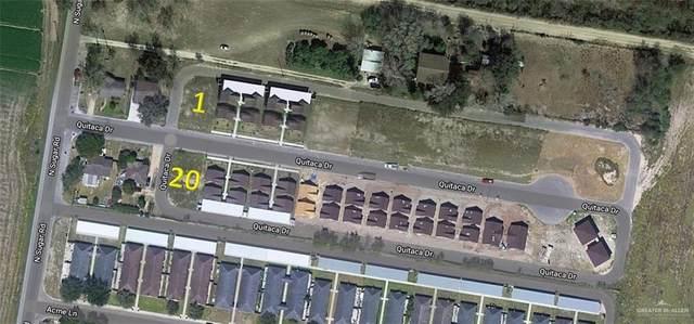 Lot 20 Quitaca Drive, Edinburg, TX 78539 (MLS #329234) :: The Ryan & Brian Real Estate Team