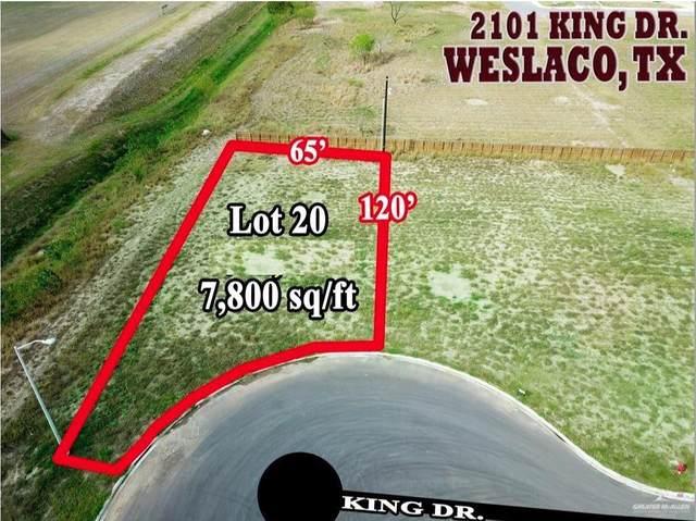 2101 King Drive, Weslaco, TX 78596 (MLS #329921) :: eReal Estate Depot