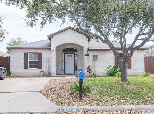 2704 N 38th Street, Mcallen, TX 78501 (MLS #330154) :: The Lucas Sanchez Real Estate Team