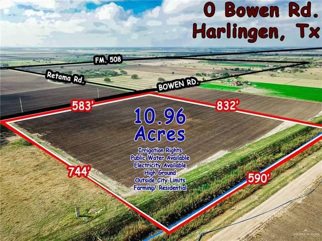 0 Bowen Road, Harlingen, TX 78550 (MLS #330156) :: eReal Estate Depot