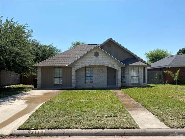 2114 Monterrey Street, Hidalgo, TX 78557 (MLS #330289) :: The Ryan & Brian Real Estate Team