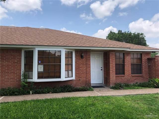 301 E La Vista Avenue #50, Mcallen, TX 78501 (MLS #331159) :: Jinks Realty