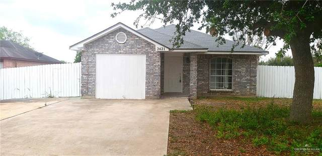 2621 Garnet Drive, Weslaco, TX 78599 (MLS #331216) :: Imperio Real Estate