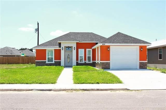 809 Sabrina Drive, Alamo, TX 78516 (MLS #331257) :: The Ryan & Brian Real Estate Team