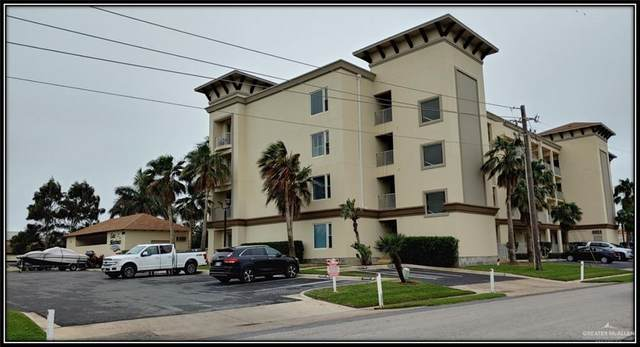 5909 Padre Boulevard #101, South Padre Island, TX 78597 (MLS #331412) :: Imperio Real Estate