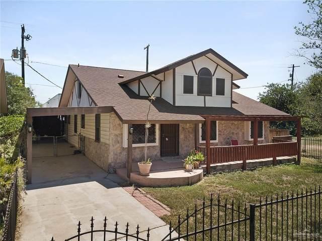 1124 N 24th Street, Mcallen, TX 78501 (MLS #331620) :: The Ryan & Brian Real Estate Team