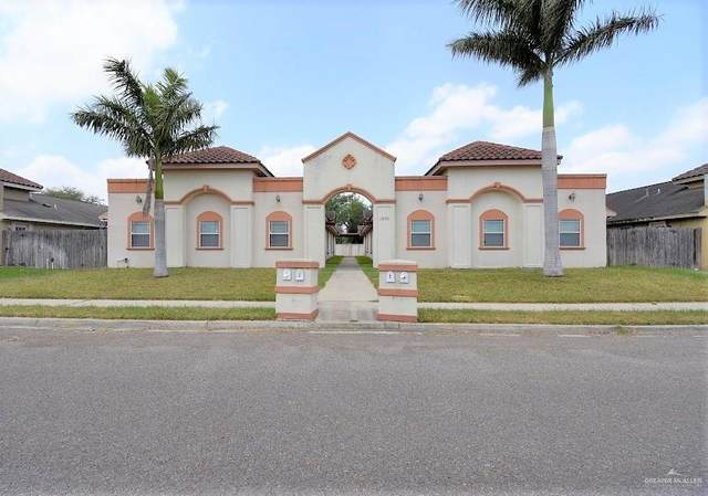 1900 W Douglas Street, Pharr, TX 78577 (MLS #331634) :: The Ryan & Brian Real Estate Team