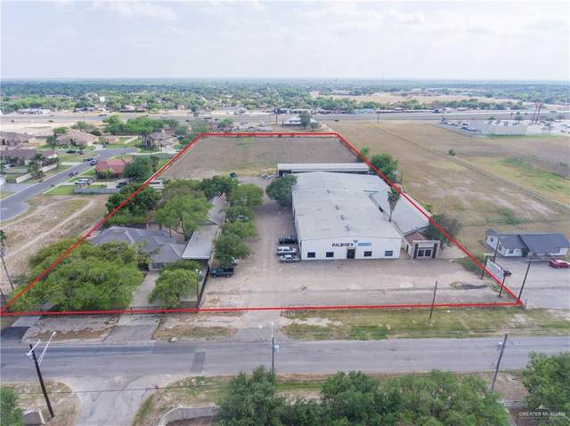 1543 W Veterans Boulevard, Palmview, TX 78572 (MLS #331639) :: Realty Executives Rio Grande Valley
