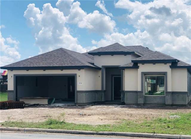 6756 Golden Cove Drive, Brownsville, TX 78526 (MLS #333306) :: The Ryan & Brian Real Estate Team