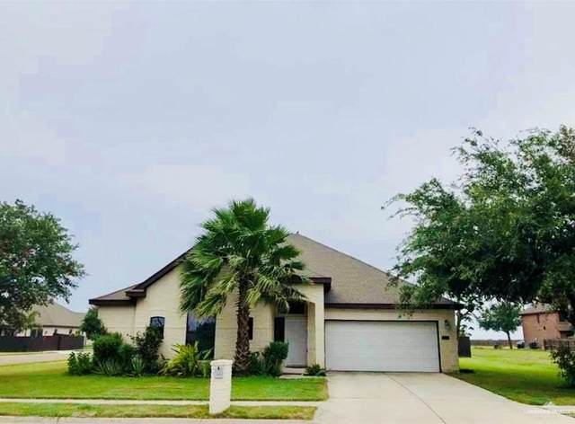 3802 Falcon Drive, Mission, TX 78572 (MLS #333408) :: Jinks Realty
