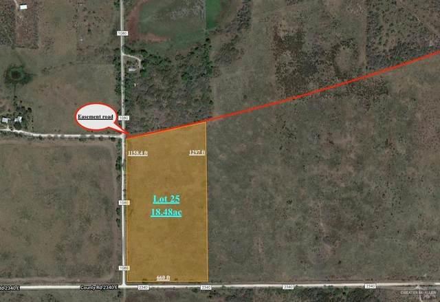 Lot 25 Cr 1080, Riviera, TX 78379 (MLS #333975) :: The Ryan & Brian Real Estate Team