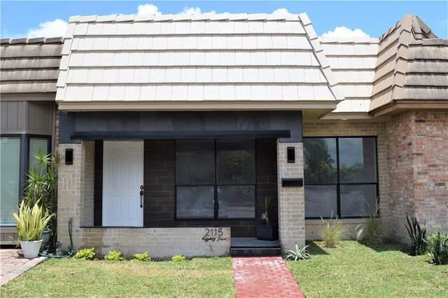2115 S 3rd Street, Mcallen, TX 78501 (MLS #335290) :: eReal Estate Depot