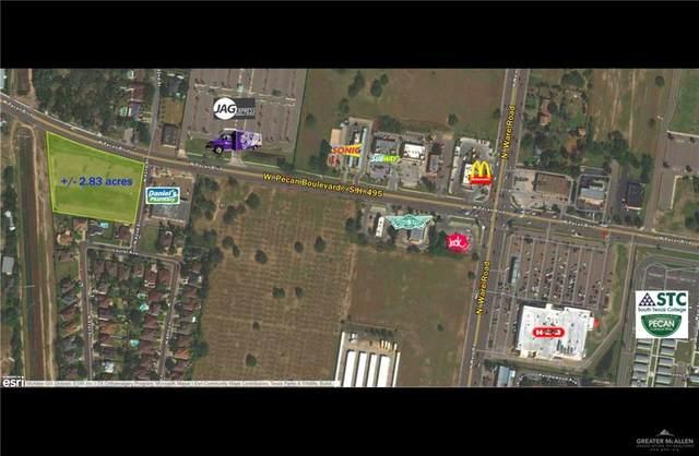 4201-4307 W Pecan Boulevard, Mcallen, TX 78501 (MLS #335491) :: The Maggie Harris Team