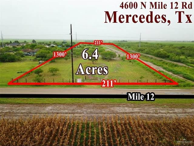 4600 Mile 12 Road N, Mercedes, TX 78570 (MLS #335538) :: The Lucas Sanchez Real Estate Team