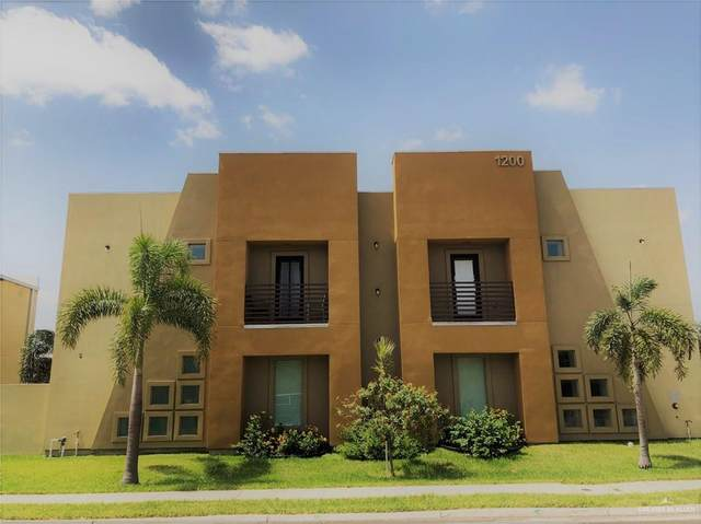 1200 E Daffodil Avenue Unit D, Mcallen, TX 78501 (MLS #337176) :: The Ryan & Brian Real Estate Team