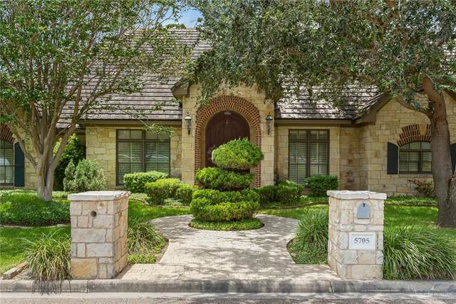 5705 N 5th Street, Mcallen, TX 78504 (MLS #337344) :: Jinks Realty
