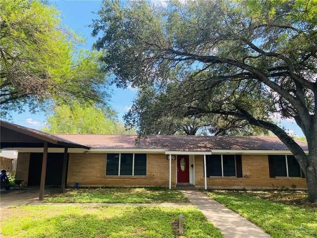 905 Pamela Drive, Mission, TX 78572 (MLS #337414) :: The Ryan & Brian Real Estate Team