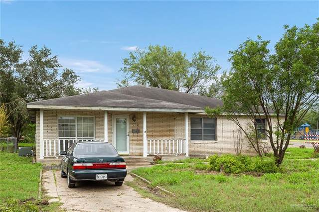 724 S 22nd Avenue, Edinburg, TX 78539 (MLS #339010) :: Jinks Realty