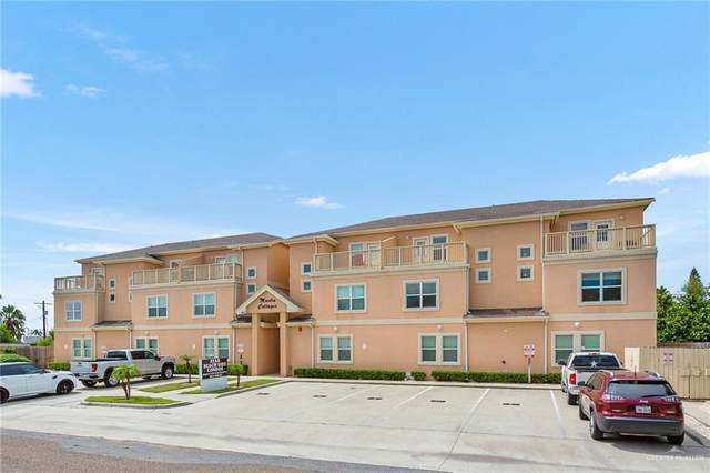 102 E Ling Street E #11, South Padre Island, TX 78597 (MLS #339129) :: The Ryan & Brian Real Estate Team