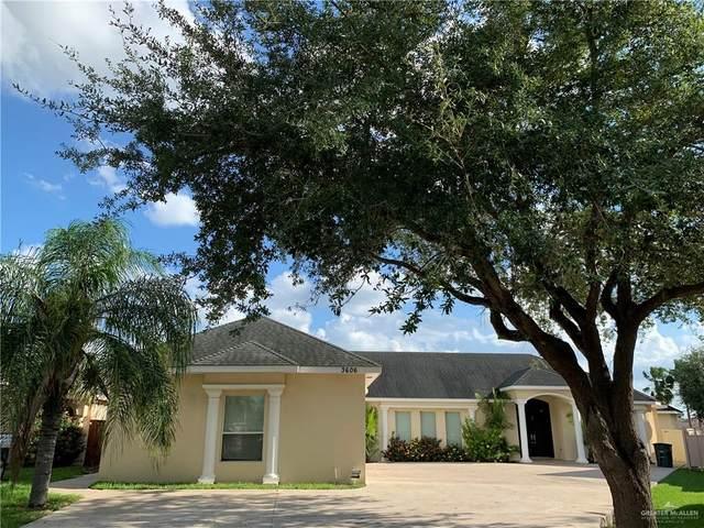 3606 San Roman Street, Mission, TX 78572 (MLS #339176) :: BIG Realty