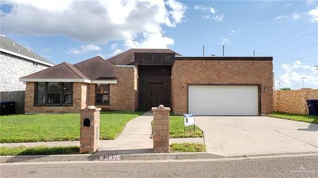 2825 Grayson Avenue, Mcallen, TX 78504 (MLS #339180) :: Realty Executives Rio Grande Valley
