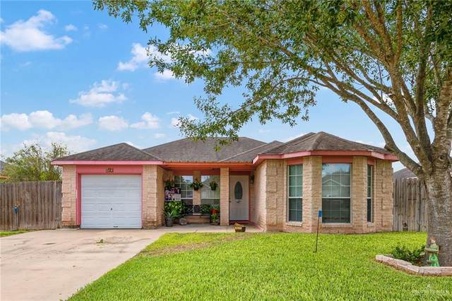 409 Chile Pequin Drive, Donna, TX 78537 (MLS #339242) :: The Ryan & Brian Real Estate Team