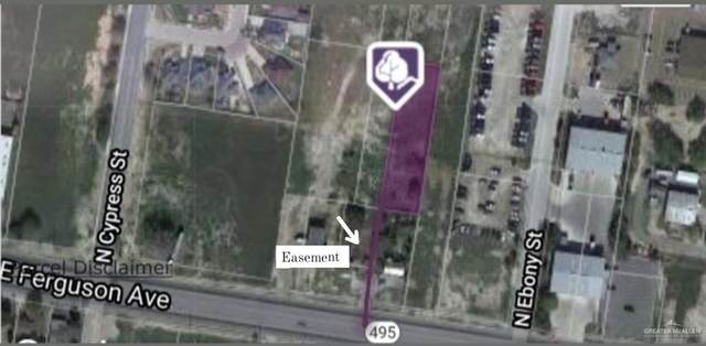 415 E Ferguson Avenue, Pharr, TX 78577 (MLS #339919) :: Jinks Realty