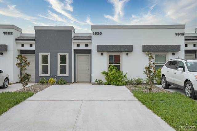 1520 New Orleans Circle, Pharr, TX 78577 (MLS #340972) :: The Ryan & Brian Real Estate Team