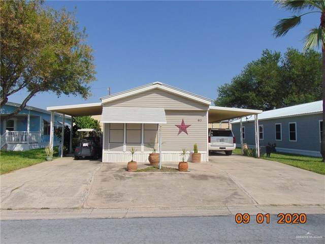 80 Bluebonnet Street, Pharr, TX 78577 (MLS #341687) :: The Ryan & Brian Real Estate Team