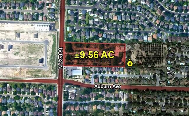 8100 N 23rd Street, Mcallen, TX 78504 (MLS #341688) :: The MBTeam