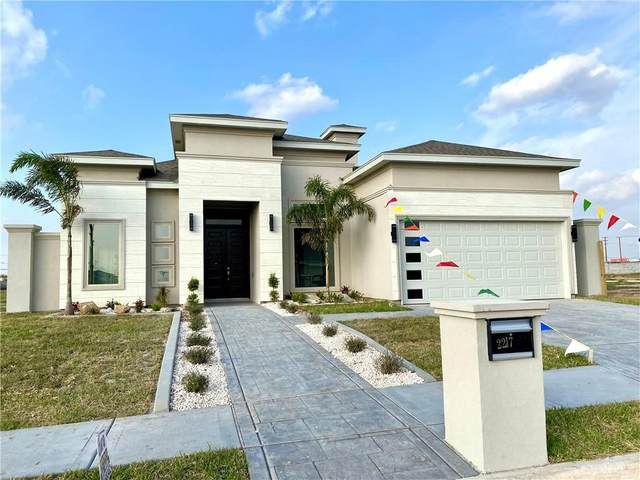 2217 Mirabelle Street, Mission, TX 78572 (MLS #341844) :: The MBTeam