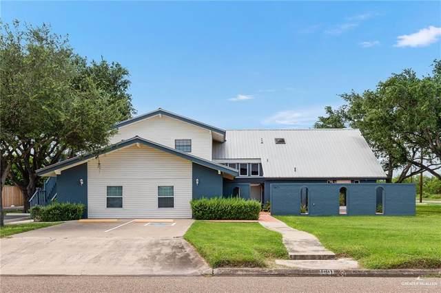 1601 Dulcinea Avenue, Edinburg, TX 78539 (MLS #341857) :: BIG Realty