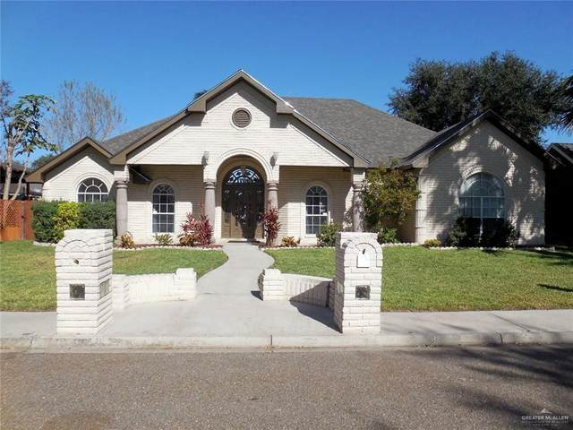 1709 Ebony Circle, Mission, TX 78572 (MLS #342163) :: Jinks Realty