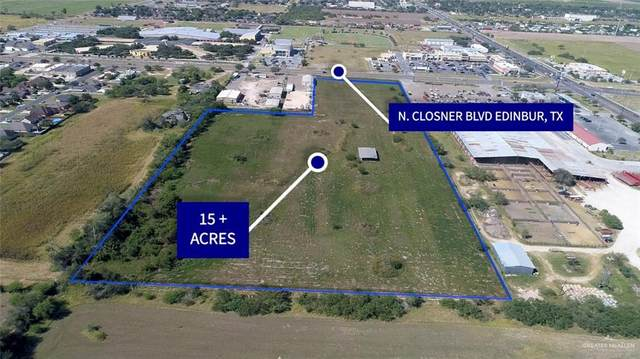 3300 N Closner Boulevard, Edinburg, TX 78541 (MLS #342237) :: Jinks Realty