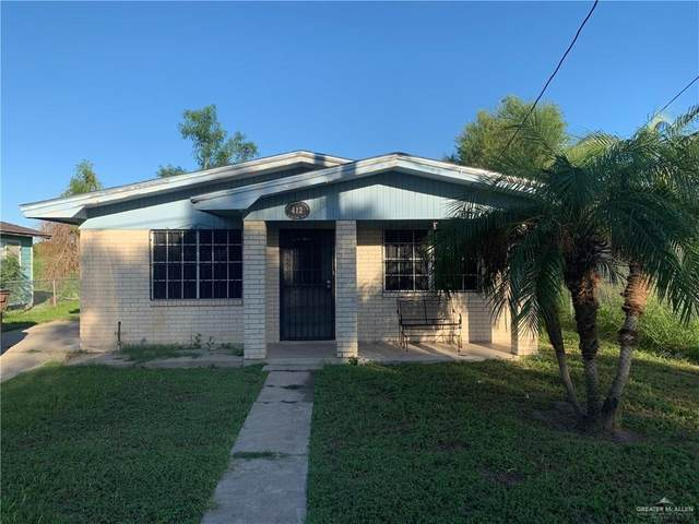412 S 29th Avenue, Edinburg, TX 78542 (MLS #343444) :: The Ryan & Brian Real Estate Team