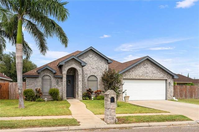 2109 W Evaristo Lane, Edinburg, TX 78541 (MLS #343616) :: BIG Realty