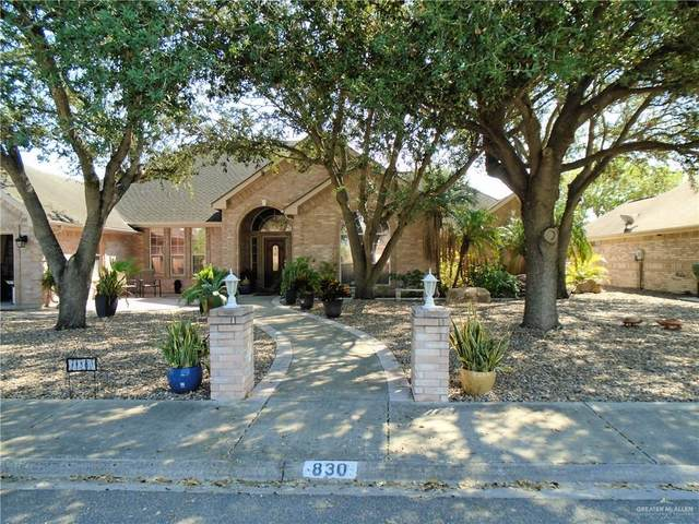 830 Lucy Drive, Alamo, TX 78516 (MLS #343655) :: The Ryan & Brian Real Estate Team