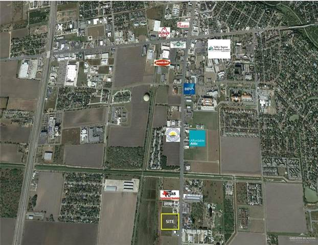 2215 W Business 77, San Benito, TX 78586 (MLS #343676) :: Jinks Realty