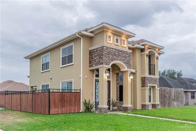 838 N 7 1/2 Street, Alamo, TX 78516 (MLS #343760) :: The Ryan & Brian Real Estate Team