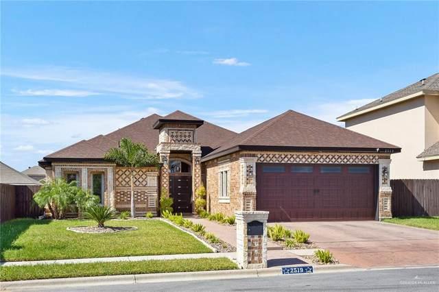 2519 Gregg Drive, Edinburg, TX 78542 (MLS #345658) :: The Ryan & Brian Real Estate Team